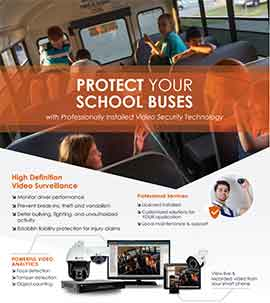 School Bus Security Solutions